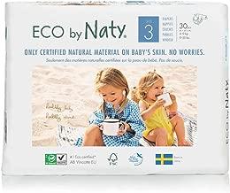 NATY Gr.2//3-6kg 33Stk Eco Windel