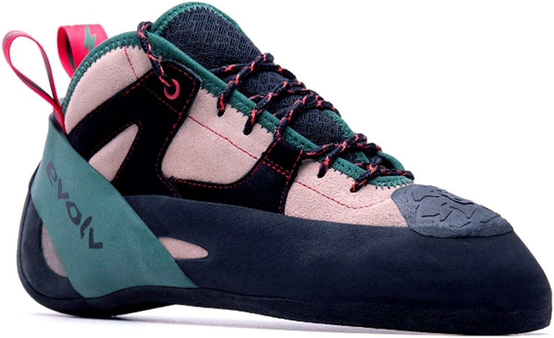 Evolv The General Climbing shoes  Men's Tan Army Green 13.5