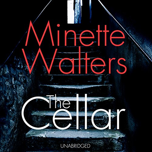The Cellar audiobook cover art