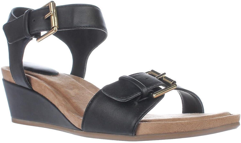 Giani Bernini Bryana Memory Foam Wedge Sandals
