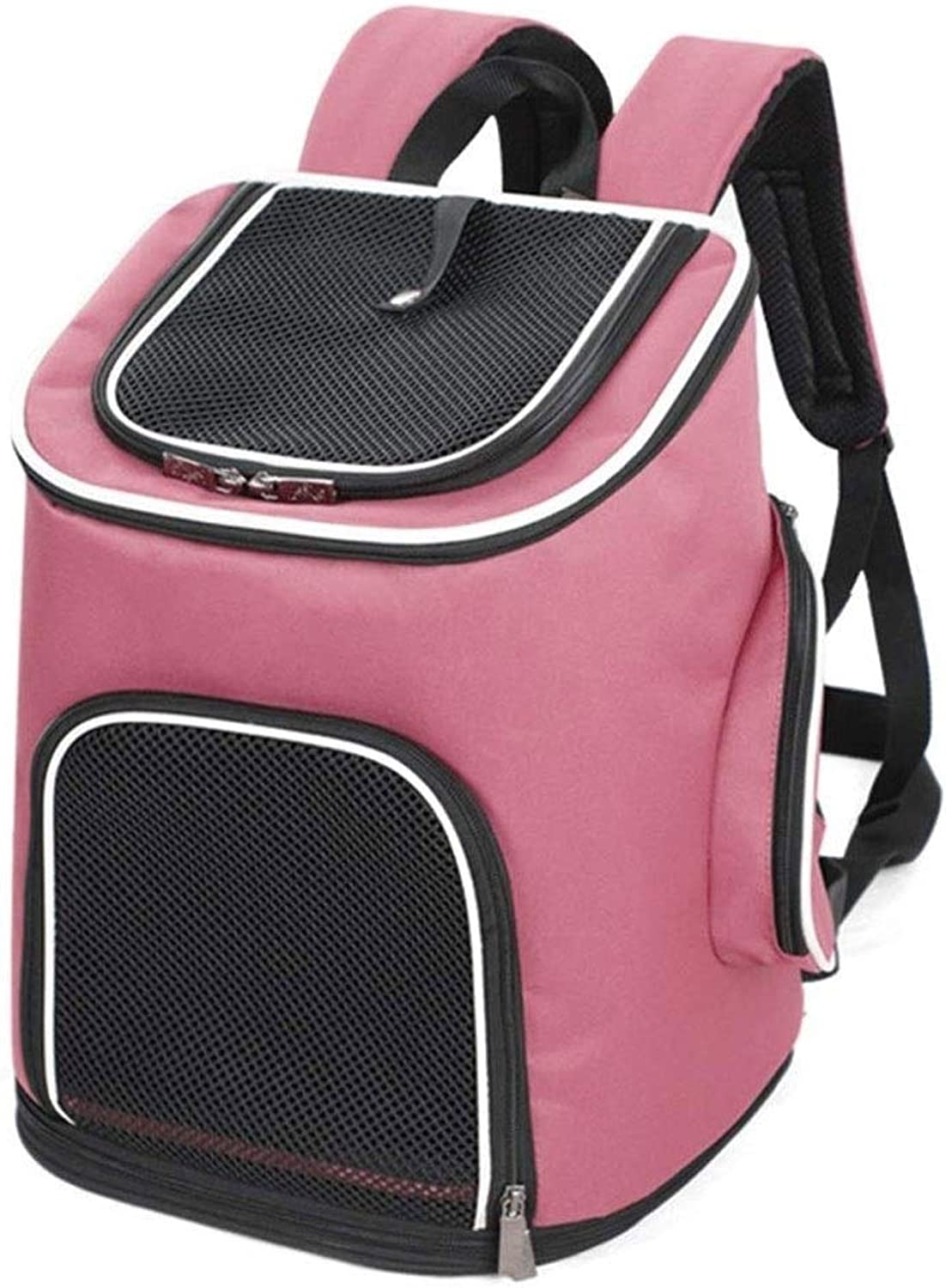 Anap Pets SoftSided Pet Carrier Backpack for Small Dogs and Cats AirlineApproved, Designed for Travel, Hiking, Walking & Outdoor Use