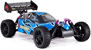 WALLER PAA Racing Shockwave 1/10 Scale Nitro Engine 4x4 RC Remote Control Buggy