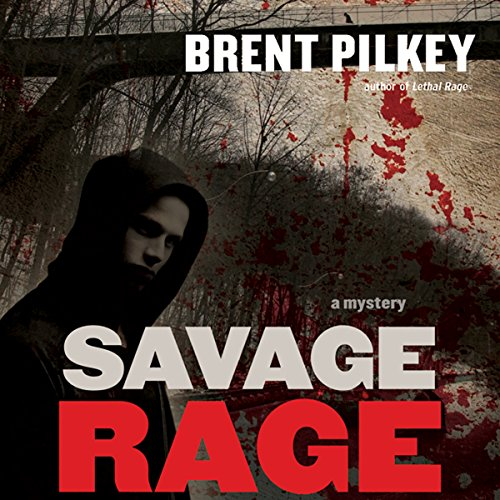 Savage Rage audiobook cover art