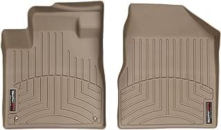 WeatherTech Custom Fit Front FloorLiner for Nissan Murano, Tan - 451541
