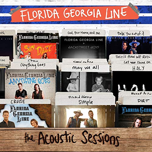 The Acoustic Sessions (Walmart Exclusive)
