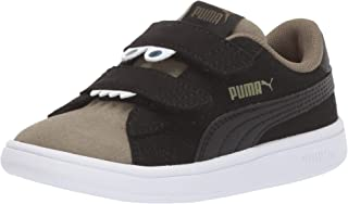 PUMA 彪马 儿童 Smash Velcro 运动鞋