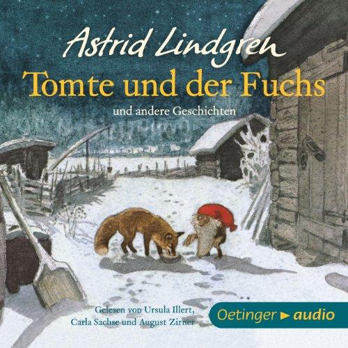 Tomte und der Fuchs und andere Geschichten cover art