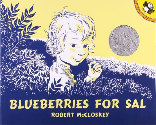 Blueberries for Sal by Pearson Early Learning Group (2002-06-30)