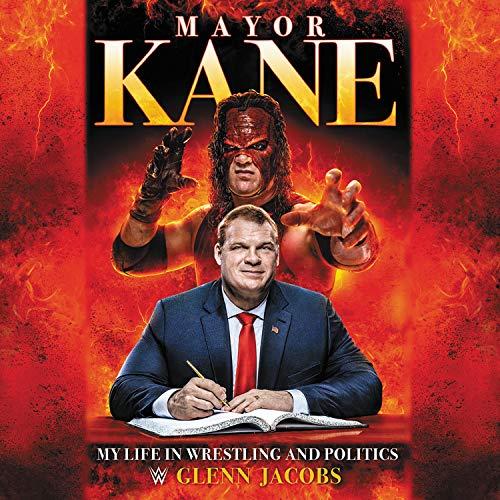 Mayor Kane Audiobook By Glenn Jacobs cover art