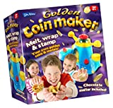 John Adams Appareil de Fabrication de pièces en Chocolat Golden Coin Maker (en Anglais)