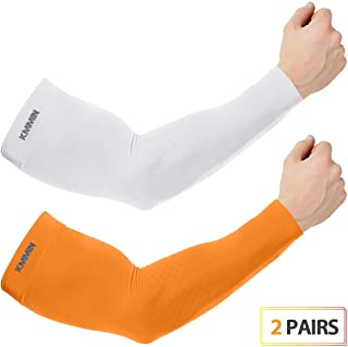 KMMIN Arm Sleeves, UV Protection Arm Sleeves