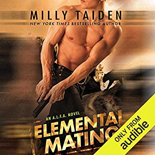 Elemental Mating audiobook cover art