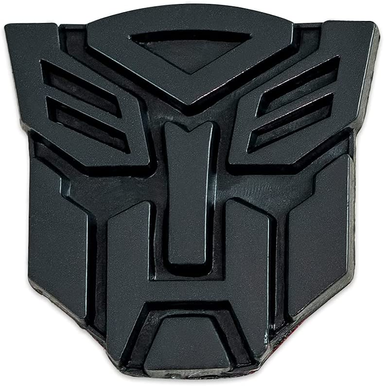 Transforming Auto Robot Ranking integrated 1st place Emblem Louisville-Jefferson County Mall - Tall 5'' Black