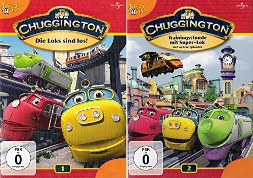 Chuggington - Die Loks sind los! &