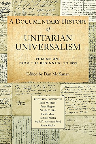 Compare Textbook Prices for A Documentary History of Unitarian Universalism Vol. 1: From the Beginning to 1899  ISBN 9781558967892 by Dan McKanan,Dan McKanan