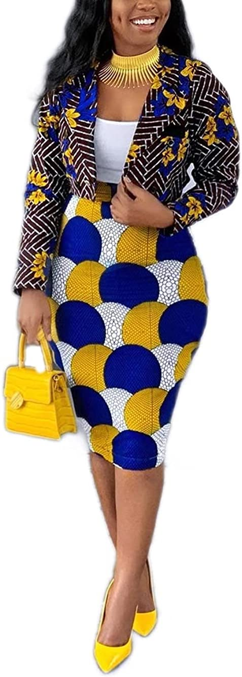 Office Lady Business Skirt Suit Set Lapel Collar Blazer Jackets Midi Pencil Skirt 2 Piece Outfits for Elegant Women Formal