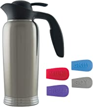 small insulated creamer pitcher
