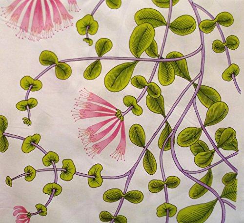 ☆復刻☆ marimekko生地 KUUSAMA ピンク 1巾140cm×50cmのカット販売