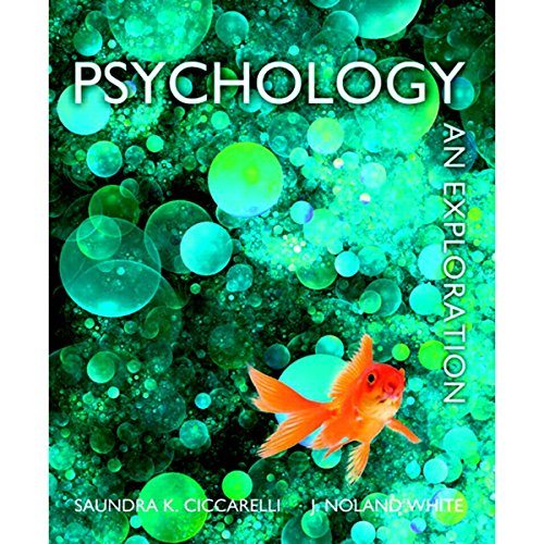 Psychology: An Exploration audiobook cover art