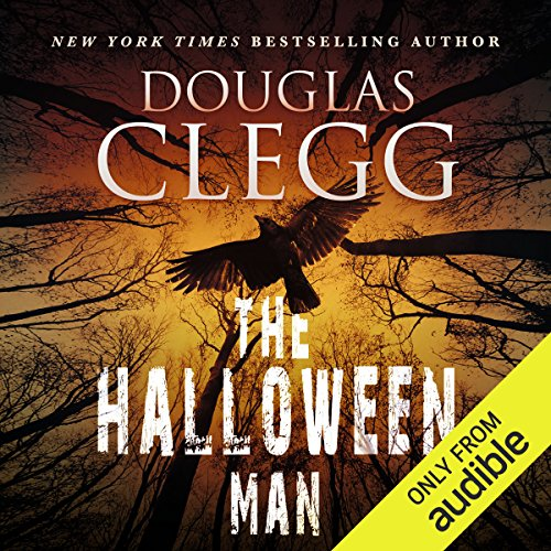 The Halloween Man audiobook cover art