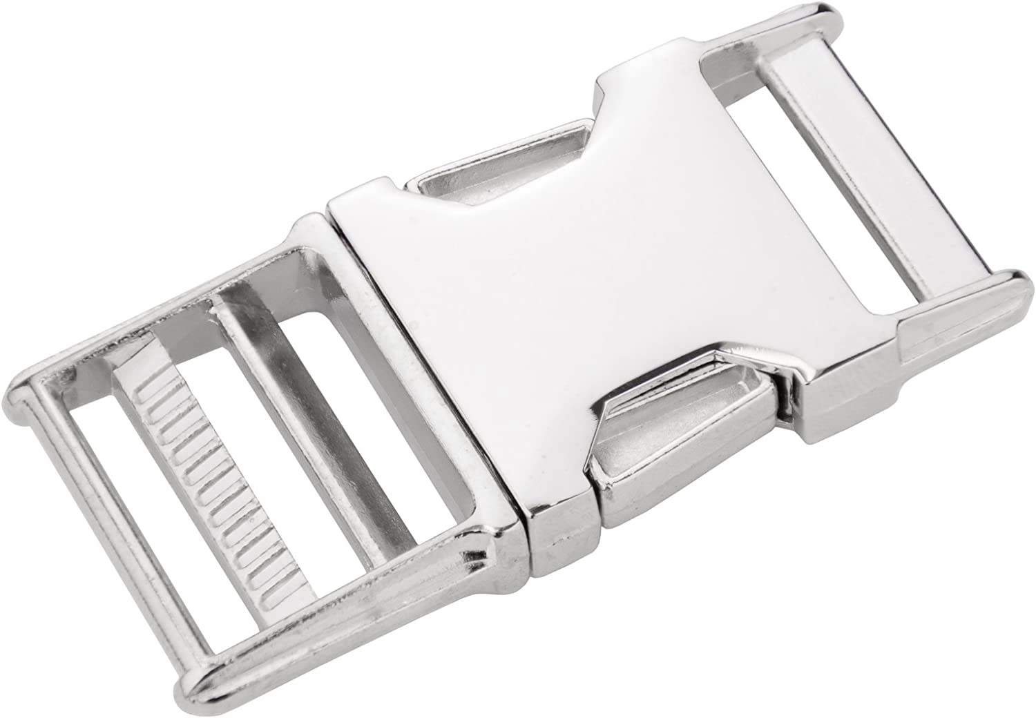 4 - Country Brook Design - 1 Inch Metal Side Release Buckles