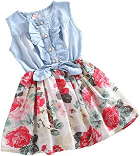 Best denim frock for baby girl Reviews