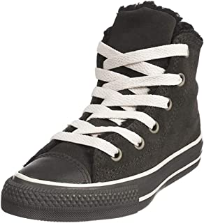 chaussure femme converse fourree
