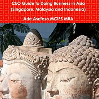 CEO Guide to Doing Business in Asia audiobook cover art