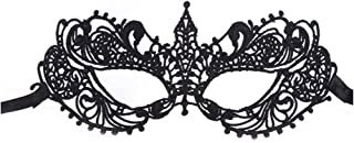 Womens Lace Masquerade Mask, Classic Venetian Party Mask Halloween Party