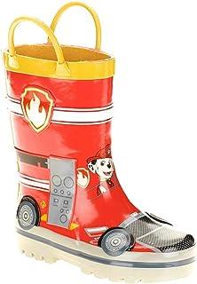 PAW Nickelodeon Boy's Patrol Rain Boots