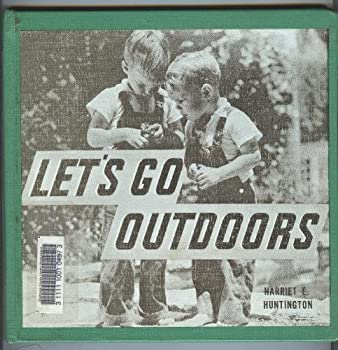 Hardcover Let's Go Outdoors Book