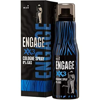 Engage Men Cologne Spray - XX3 (150ml) (Pack of 2)
