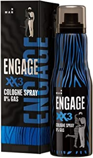 Engage Men Cologne Spray - XX3 (150ml) (Pack of 3)