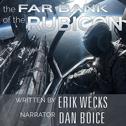 The Far Bank of the Rubicon audiobook cover art