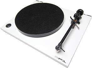Rega - RP1 Turntable (White)