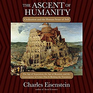The Ascent of Humanity audiobook cover art