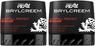 Brylcreem Hairfall Protect Hair Styling Cream, 75g (Pack of 2)