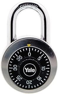 Yale Y140/50/122/1 Combination Padlock