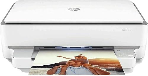HP Envy 60325SE19B Imprimante Multifonctions, Impression, numérisation, Photos, Format A4, Wi-FI bibande, USB 2.0, HP...