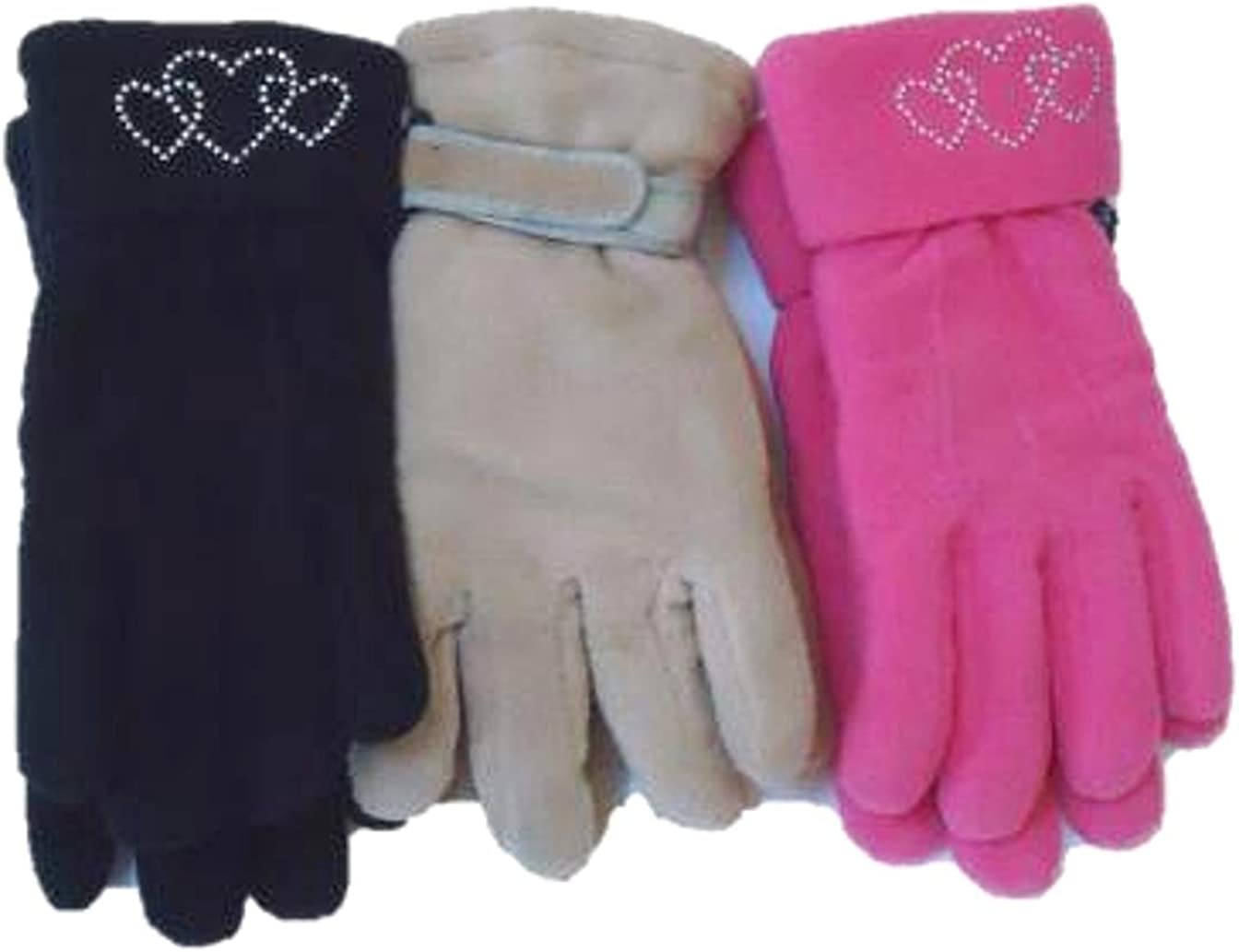 Set of Max 41% OFF Three Pairs Fleece Polyester Microfiber W New product with Very Lined