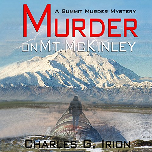 Murder on Mt. McKinley audiobook cover art