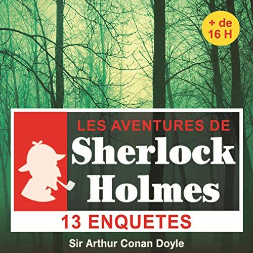 Couverture de 13 enquêtes de Sherlock Holmes - Les enquêtes de Sherlock Holmes