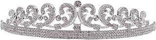 LUCKYYY Accessori da Sposa Crown Crown Wedding Party Crown