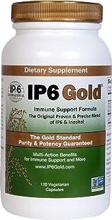 IP6 Gold Immune Support Formula 120 Vegetarian Capsules IP-6 International