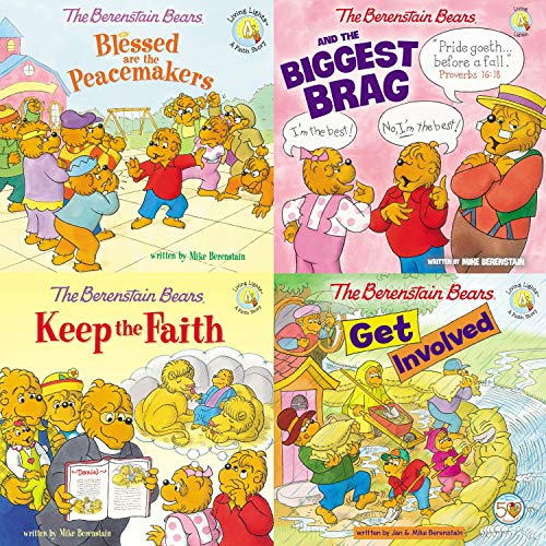 The Berenstain Bears Living Lights Collection cover art
