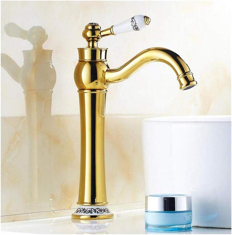 Kitchen Bath Basin Sink Bathroom Taps Bathroom Basin Faucet Hot and Cold Sink Basin Faucet Ctzl4433