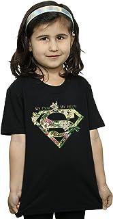 DC Comics Girls Supergirl My Mum My Hero T-Shirt