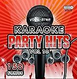 Karaoke Party Hits Vol 10 CDG CD+G Disc Set - 150 Songs on 8 Discs Including The Best Ever Karaoke...