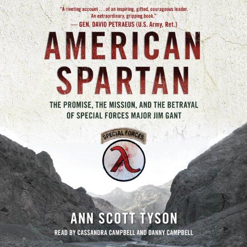 Couverture de American Spartan