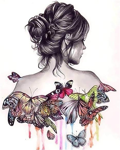 Mädchen bilder malen schöne Schöne Bilder